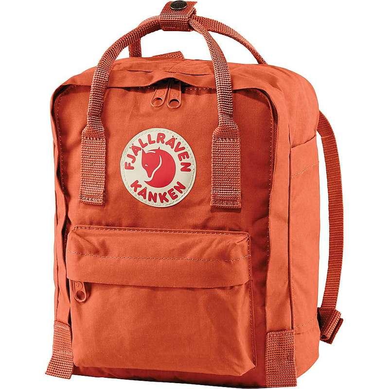 送料無料 サイズ交換無料 フェールラーベン メンズ バッグ 卓越 捧呈 バックパック リュックサック Kanken Fjallraven Backpack Rowan Mini Red