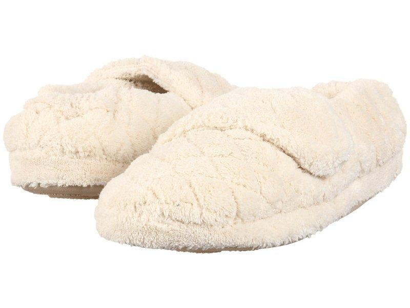 エイコーン レディース サンダル シューズ Spa Wrap Natural Fabric