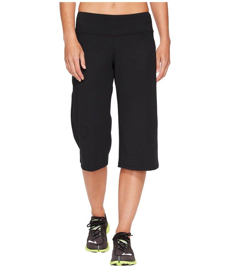 ブルックス レディース カジュアルパンツ ボトムス Greenlight Relaxed Capri Pants Black