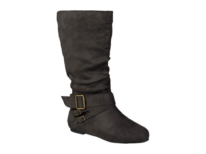 - Wide コレクション Shelley-6 Calf ジュルネ レディース シューズ ブーツ・レインブーツ Grey Boot