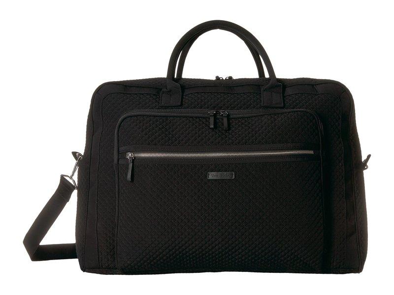 ベラブラッドリー レディース ボストンバッグ バッグ Iconic Grand Weekender Travel Bag Classic Black