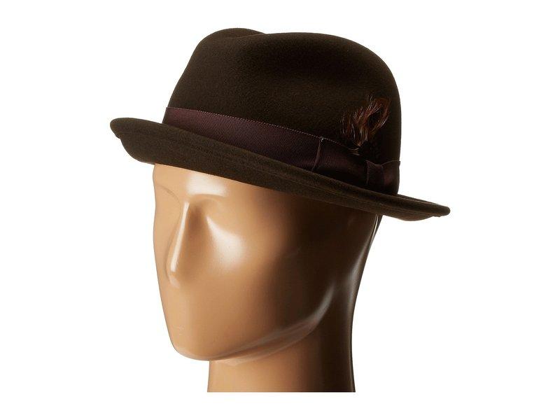 ベーリー オブ ハリウッド メンズ 帽子 アクセサリー Tino Brown