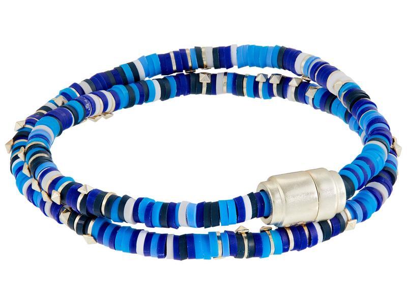 送料無料 サイズ交換無料 ケンドラスコット レディース アクセサリー ブレスレット バングル Bracelet Gold Wrap (訳ありセール 格安) Mix Reece Blue ご注文で当日配送 アンクレット