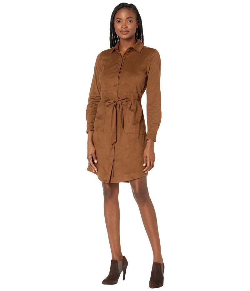 直送商品 アンタックイット Dress アンタックイット レディース Suede ワンピース トップス Bradley Suede Dress Brown, スマホカバーショップ バイタル:52e946b5 --- lebronjamesshoes.com.co