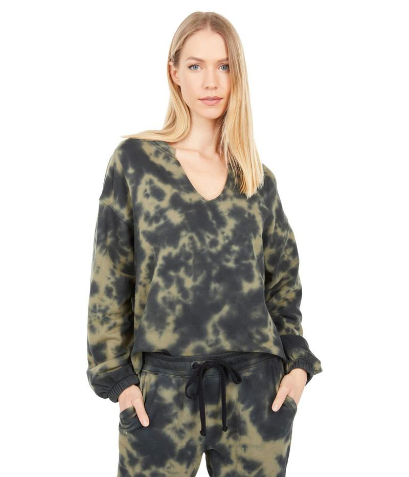 送料無料 35%OFF サイズ交換無料 サンクチュアリー レディース アウター パーカー 正規品送料無料 Perfect Organic スウェット B Sweatshirt Green