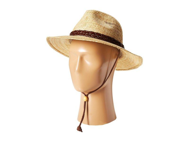 ピスタイル メンズ 帽子 アクセサリー Phoenix Sun Hat Natural