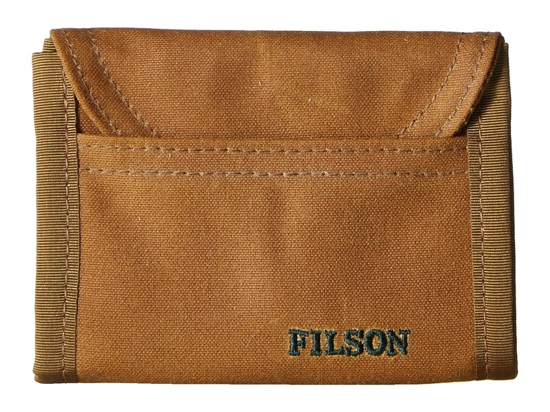 フィルソン メンズ 財布 アクセサリー Smokejumper Wallet Dark Tan
