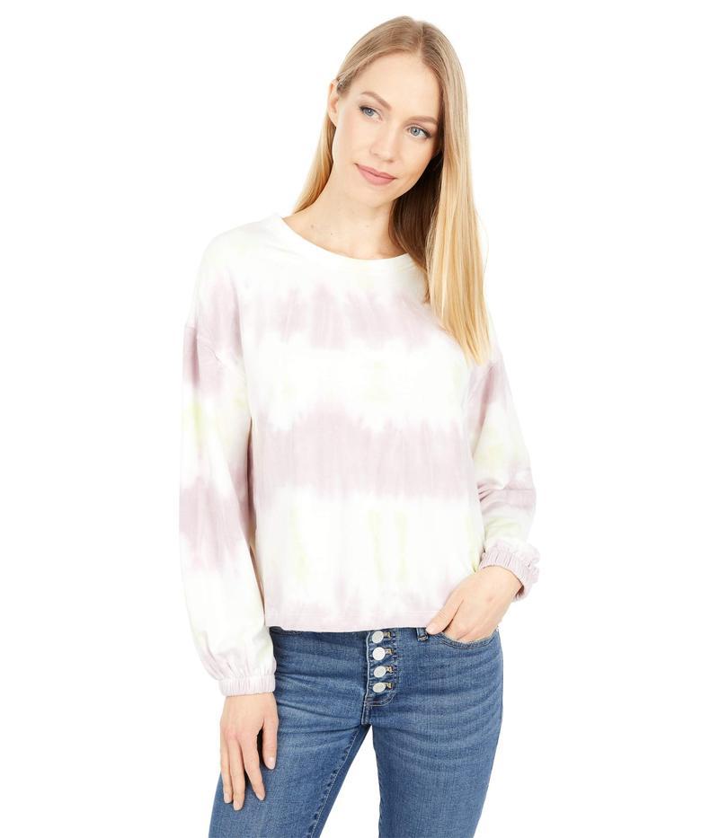 送料無料 サイズ交換無料 サンクチュアリー レディース アウター パーカー Tie-D Perfect Pink 新着セール スウェット Lime Sweatshirt 輸入