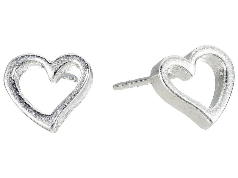 最安値に挑戦! アレックスアンドアニ レディース ピアス・イヤリング レディース アクセサリー Earrings Heart Earrings Sterling アクセサリー Silver, シナガワク:6b4cc164 --- bober-stom.ru