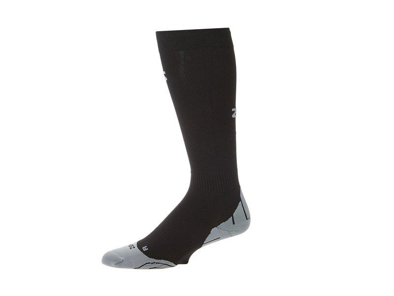 ゼンサー メンズ 靴下 アンダーウェア Tech+ Compression Socks Black