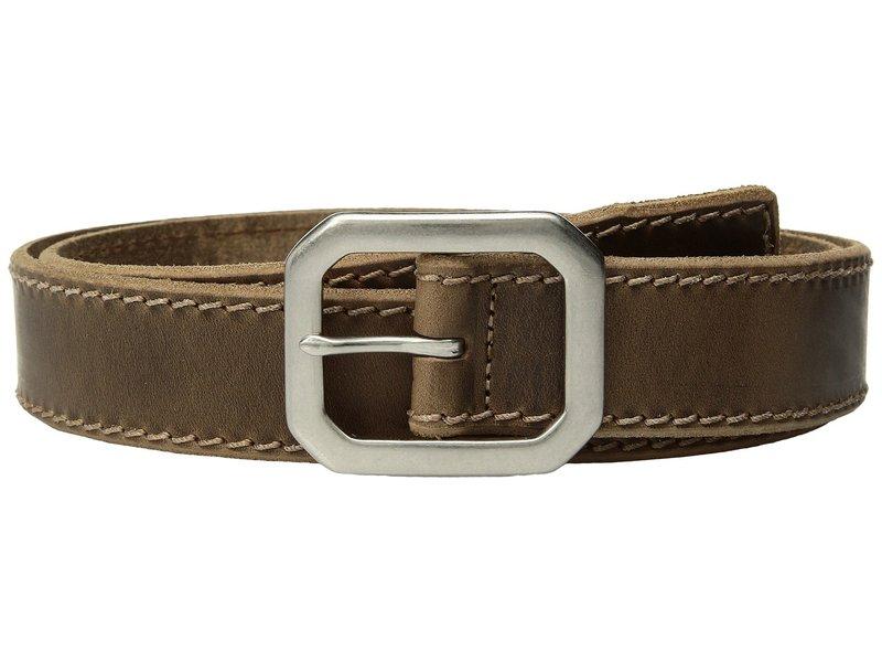ブライトン メンズ ベルト アクセサリー Garrison 1 1/2 Belt Brown