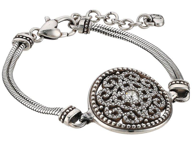 送料無料 サイズ交換無料 ブライトン 新作通販 レディース アクセサリー ブレスレット Bracelet Crystal Illumina バングル アンクレット 国内在庫