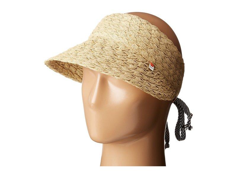 ピスタイル レディース 帽子 アクセサリー Rita Visor Natural 1