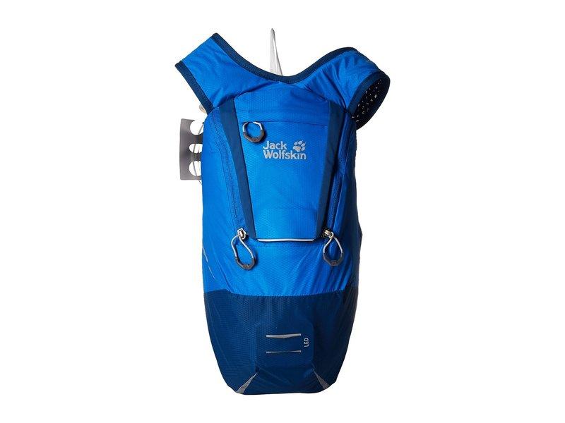 ジャックウルフスキン メンズ バックパック・リュックサック バッグ Crosstrail 6 Electric Blue