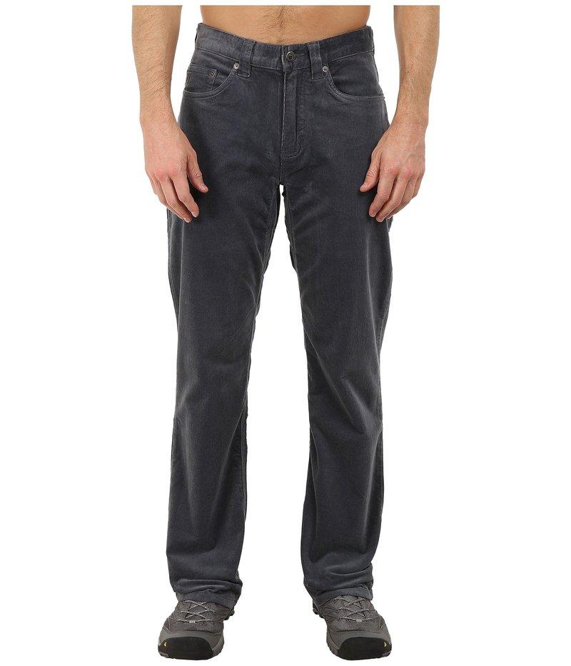 マウンテンカーキス メンズ カジュアルパンツ ボトムス Canyon Cord Pants Ash