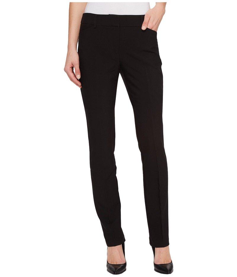 トリバル レディース カジュアルパンツ ボトムス Soft Twill Flatten It Slim Pants Favorite Fit 33 Black