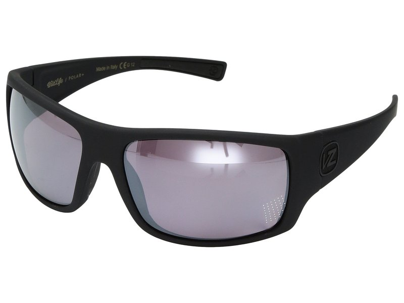 ボンジッパー メンズ サングラス・アイウェア アクセサリー Suplex Polarized Black Satin/Wild Rose Chrome Polar Plus