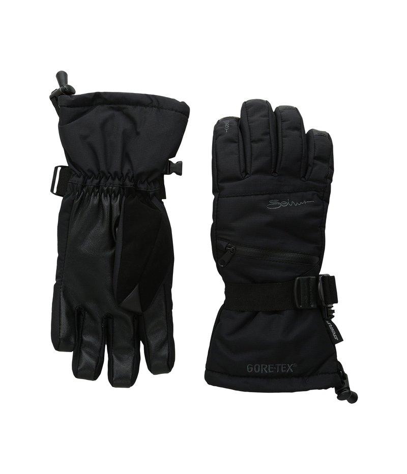 セイラス レディース 手袋 アクセサリー Gore-Tex Soundtouch Prism Glove Black