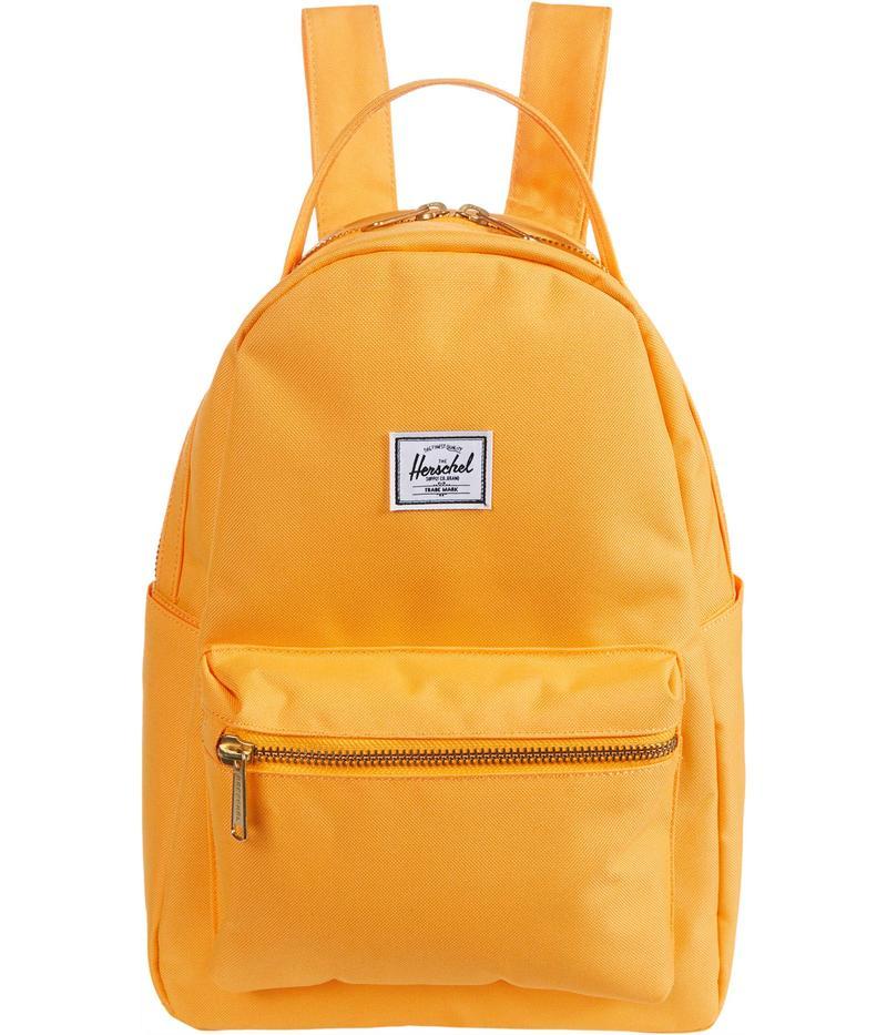 ハーシェルサプライ メンズ バックパック・リュックサック バッグ Nova Small Blazing Orange