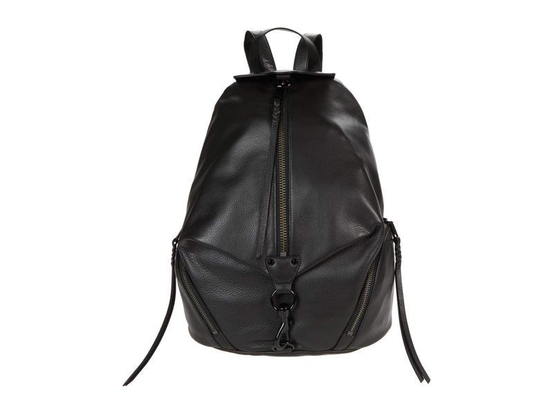 レベッカミンコフ レディース バックパック・リュックサック バッグ Jumbo Julian Backpack Black
