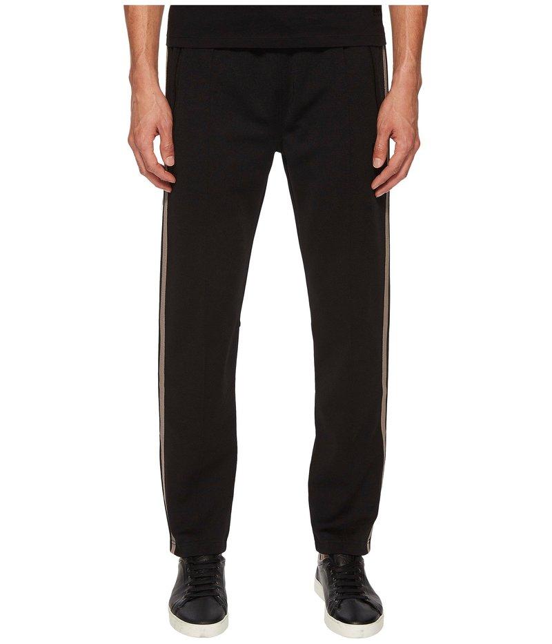 ベルスタッフ メンズ カジュアルパンツ ボトムス Cambrose Technical Poly Cotton Interlock Track Pants Black