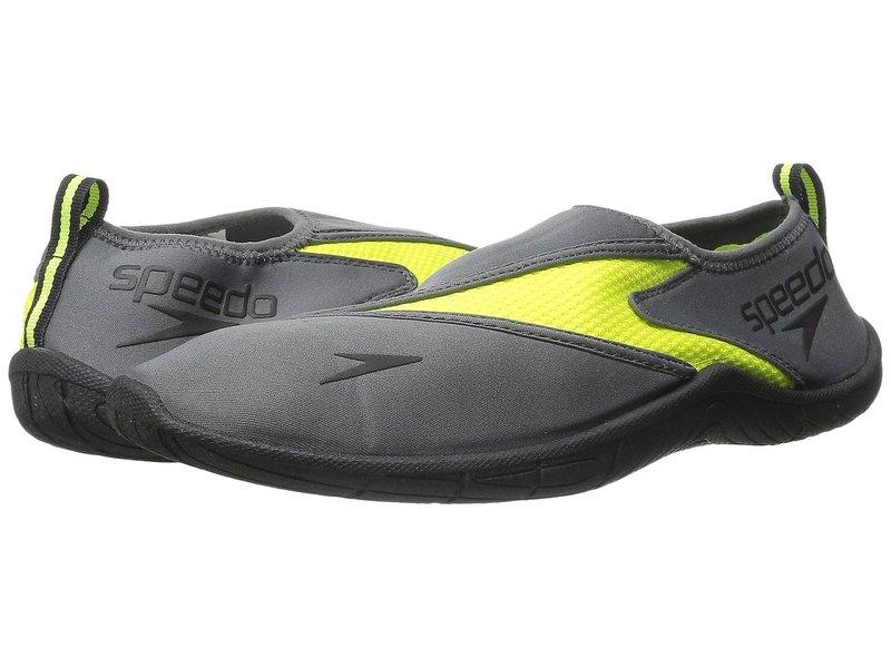 スピード メンズ スニーカー シューズ Surfwalker Pro 3.0 Grey/Safety Yellow