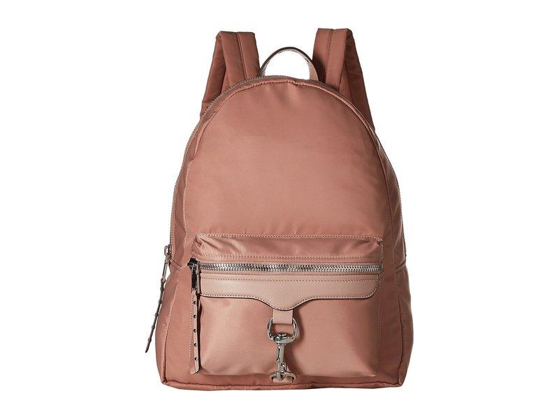 レベッカミンコフ レディース バックパック・リュックサック バッグ Tech To Go Mab Backpack Vintage Pink