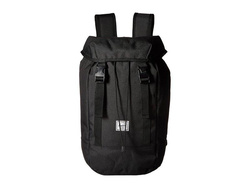 ハーシェルサプライ メンズ バックパック・リュックサック バッグ Iona Black 4
