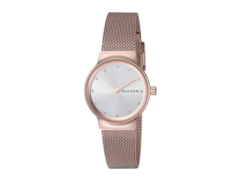 スカーゲン レディース 腕時計 アクセサリー Freja - SKW2665 Gold