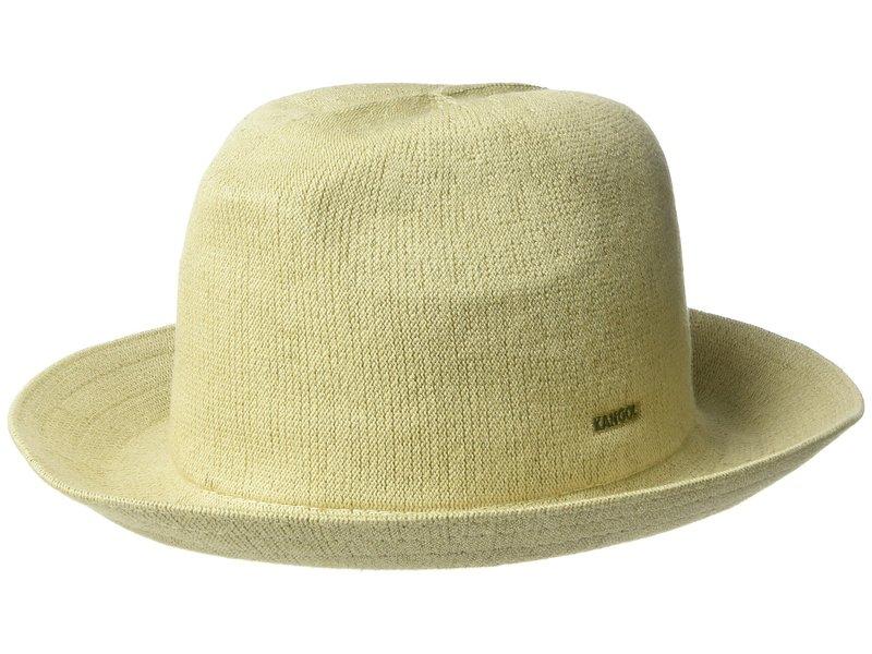 カンゴール メンズ 帽子 アクセサリー Bamboo Gent Beige