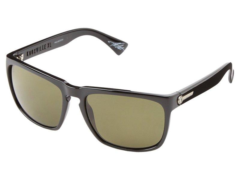 エレクトリックアイウェア メンズ サングラス・アイウェア アクセサリー Knoxville XL Polarized Gloss Black/M1 Grey Polar