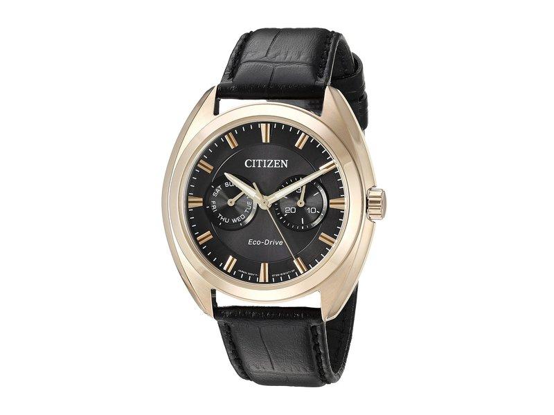 シチズンウォッチ メンズ 腕時計 アクセサリー BU4013-07H Eco-Drive Black