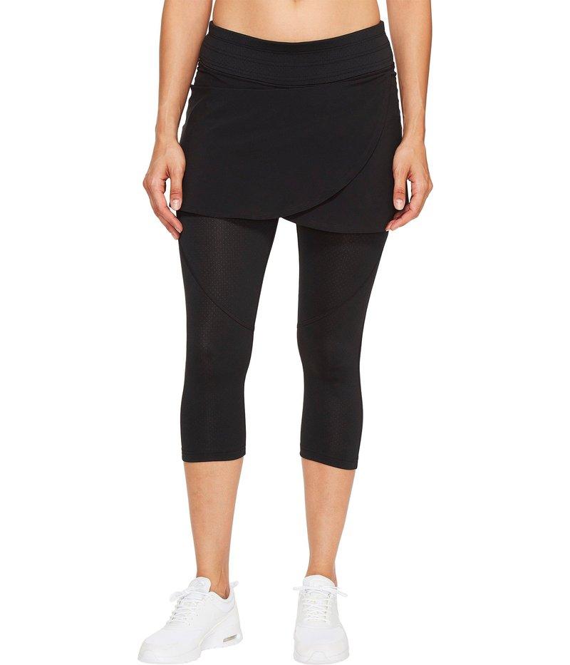 スカートスポーツ レディース スカート ボトムス Hover Capri Skirt Black
