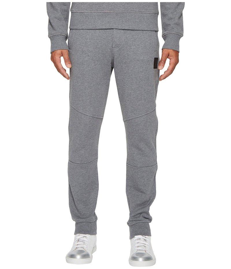 ベルスタッフ メンズ カジュアルパンツ ボトムス Oakington Fleece Pants Dark Grey Melange