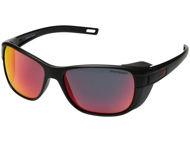 ジュルボアイウェア メンズ サングラス・アイウェア アクセサリー Camino Black/Red