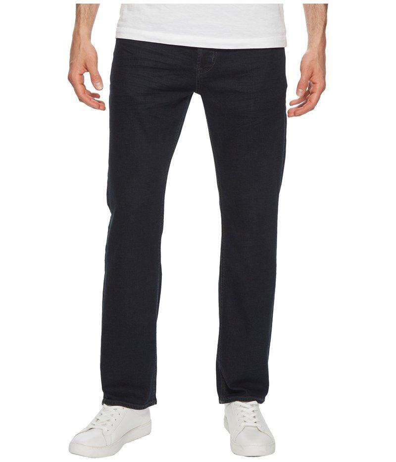 バッファロー・デイビッド・ビトン メンズ デニムパンツ ボトムス Evan-X Slim Straight Jeans Arcadia in Authentic/Indigo Authentic/Indigo