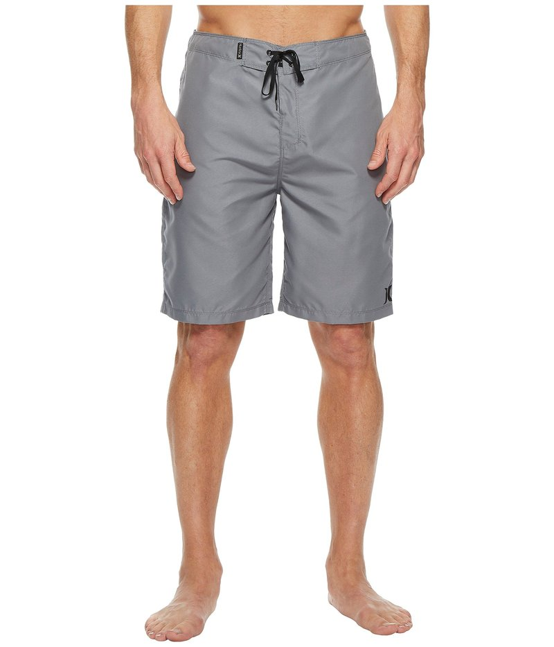 ハーレー メンズ ハーフパンツ・ショーツ 水着 One & Only 2.0 21 Boardshorts Cool Grey