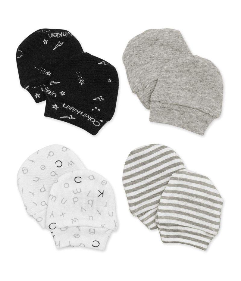 送料無料 サイズ交換無料 カルバンクライン メンズ アクセサリー 手袋 Multipack Gloves Mittens Alph 物品 Signature 無料サンプルOK