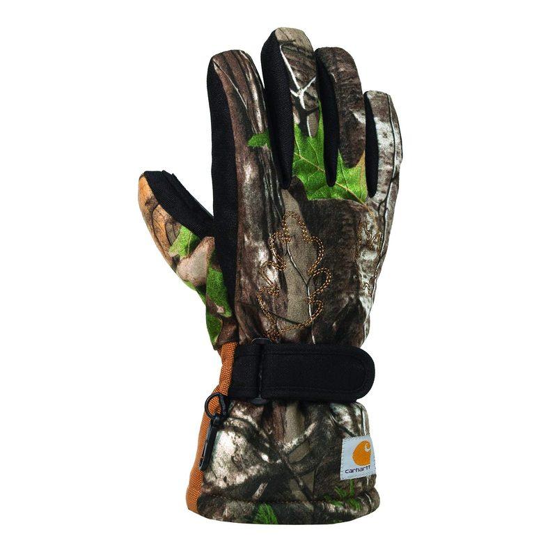 送料無料 サイズ交換無料 カーハート メンズ 毎日続々入荷 アクセサリー 往復送料無料 Multicolor Camo 手袋 Glove