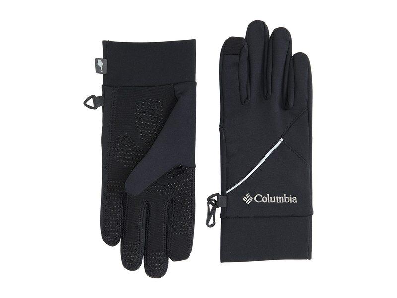 毎日がバーゲンセール 送料無料 サイズ交換無料 コロンビア レディース アクセサリー 手袋 Trail 格安激安 Gloves Black Summit¢ Running