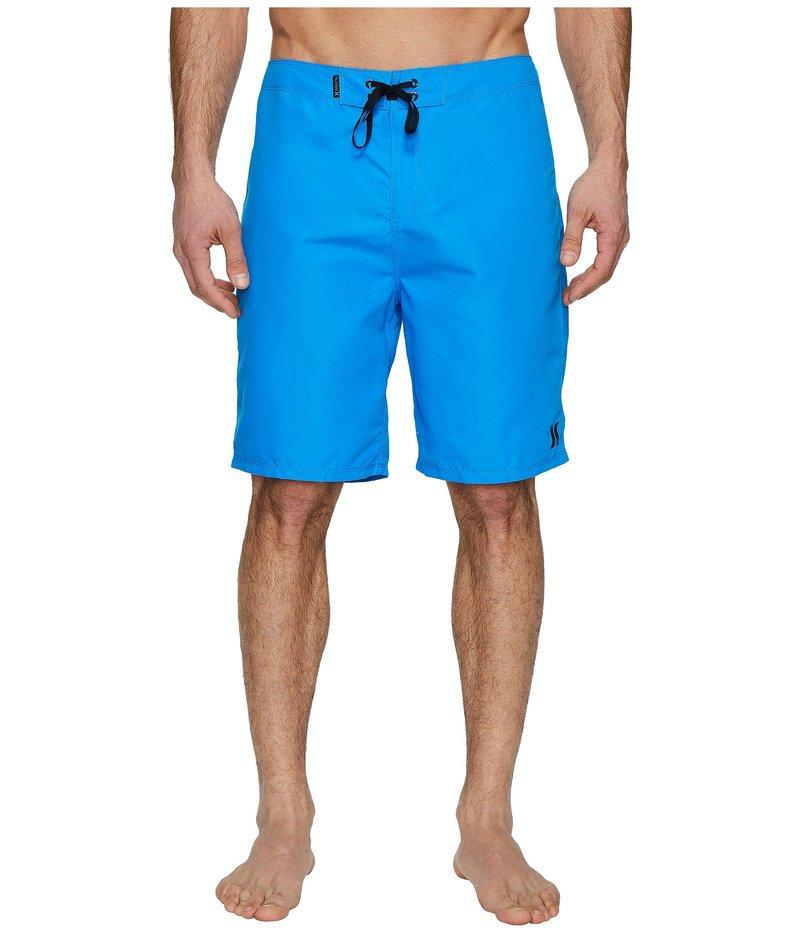 ハーレー メンズ ハーフパンツ・ショーツ 水着 One & Only 2.0 21 Boardshorts Photo Blue