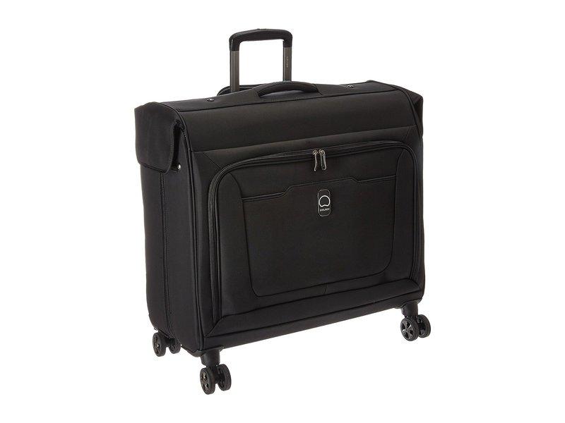 デルシー メンズ ボストンバッグ バッグ Hyperglide Spinner Garment Bag Black