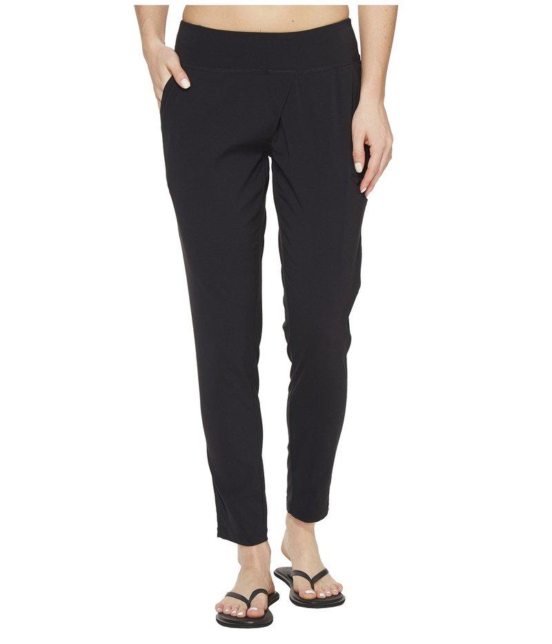 マウンテンハードウェア レディース カジュアルパンツ ボトムス Dynama Ankle Pants Black 2