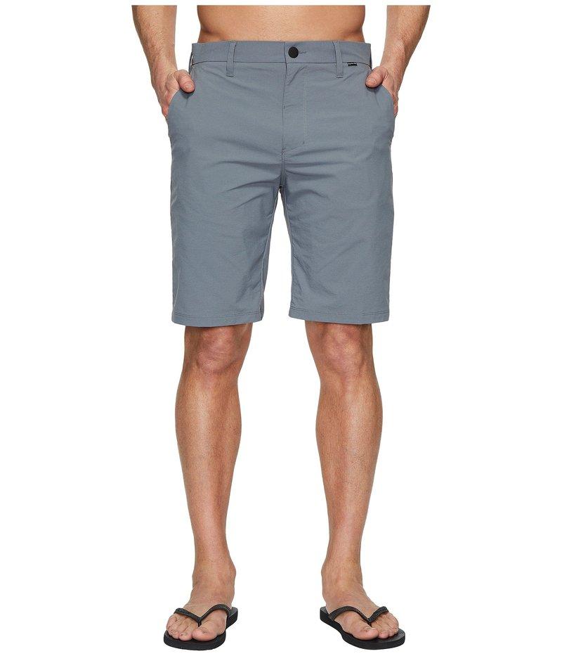 ハーレー メンズ ハーフパンツ・ショーツ ボトムス Dri-FIT Chino Walkshorts 21 Cool Grey