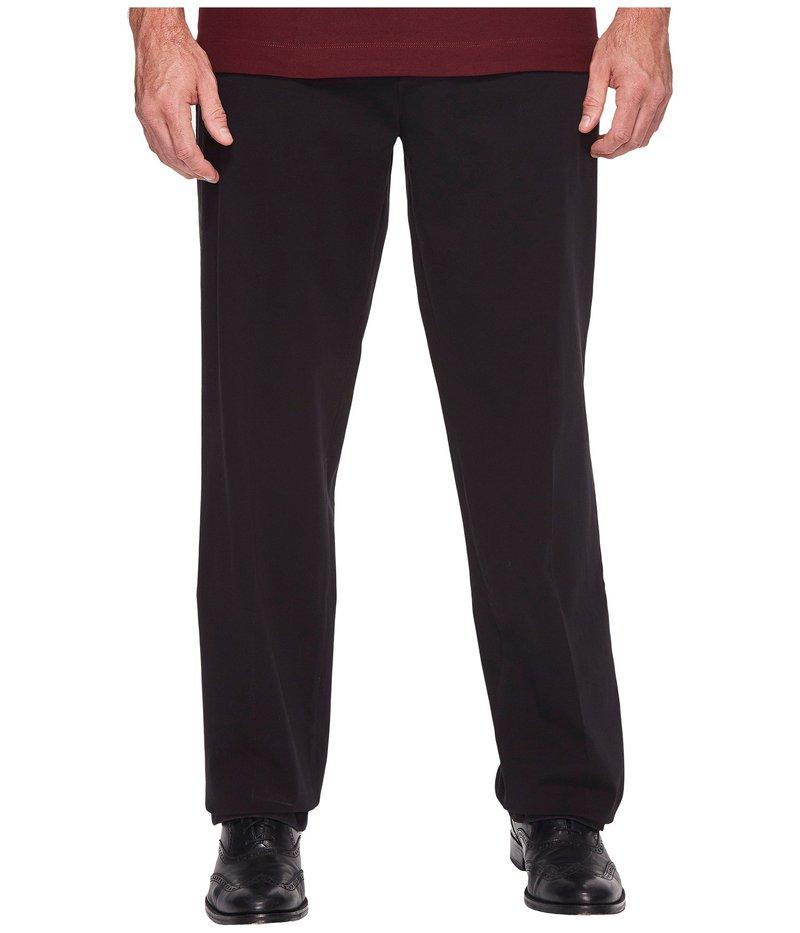 ドッカーズ メンズ カジュアルパンツ ボトムス Big & Tall Classic Fit Workday Khaki Smart 360 Flex Pants Black