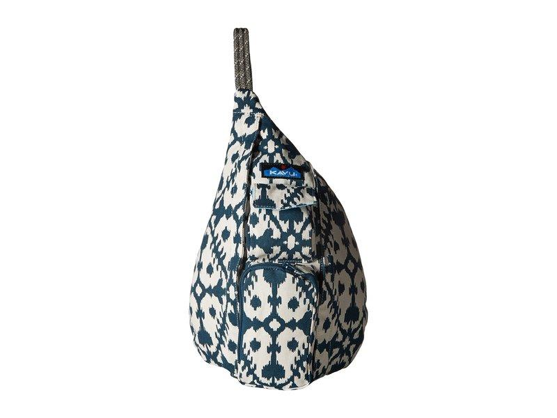 カブー レディース バックパック・リュックサック バッグ Mini Rope Bag Blue Blot