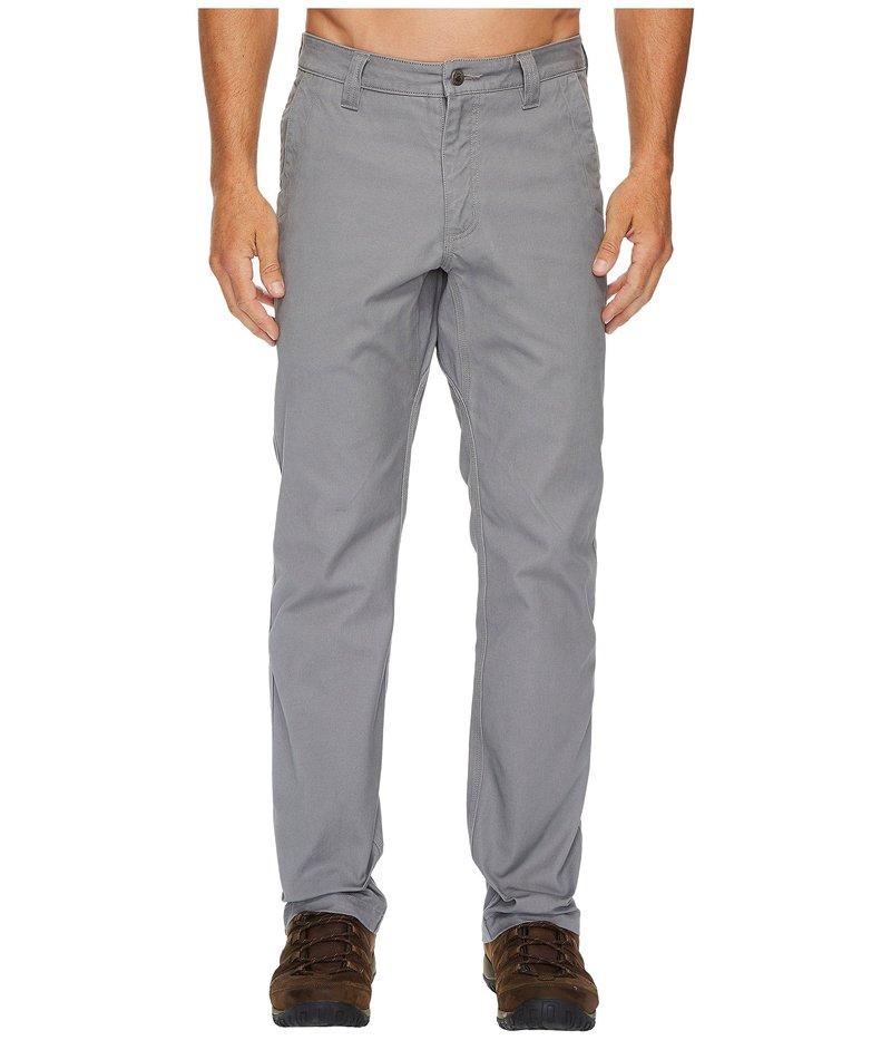 マウンテンカーキス メンズ カジュアルパンツ ボトムス Original Mountain Pants Slim Fit Gunmetal