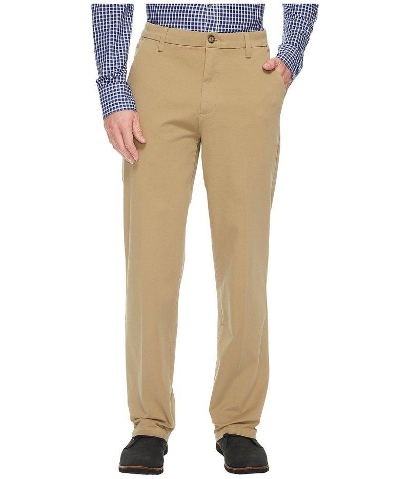 ドッカーズ メンズ カジュアルパンツ ボトムス Classic Fit Workday Khaki Smart 360 Flex Pants New British Khaki