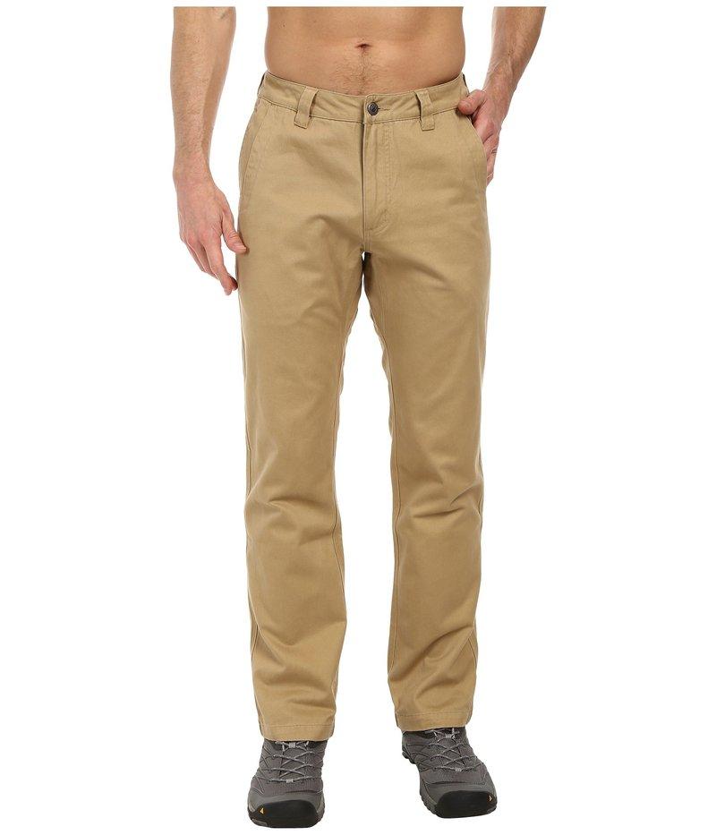 マウンテンカーキス メンズ カジュアルパンツ ボトムス Slim Fit Teton Twill Pant Retro Khaki