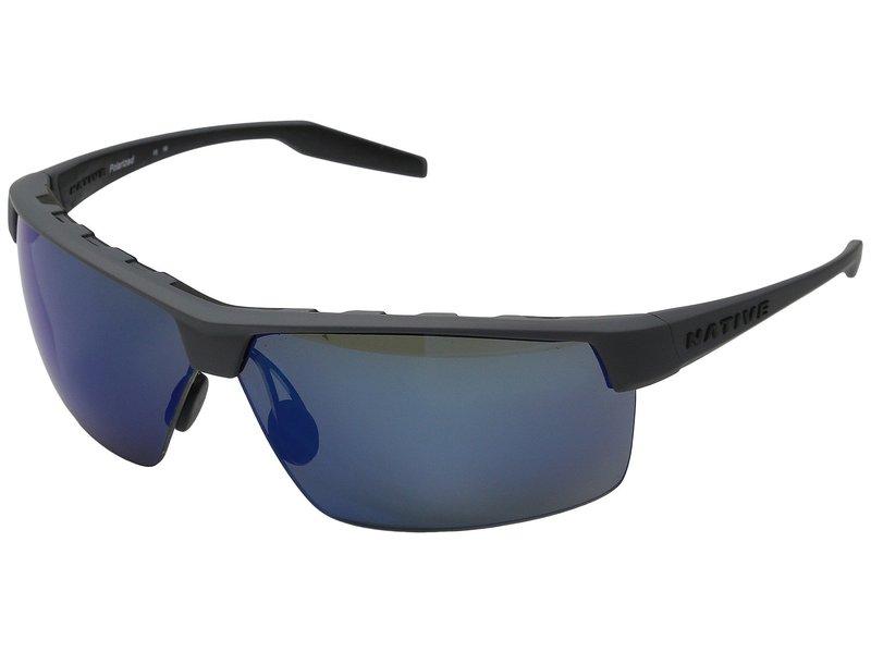 ネイティブアイウェア メンズ サングラス・アイウェア アクセサリー Hardtop Ultra XP Granite/Blue Reflex